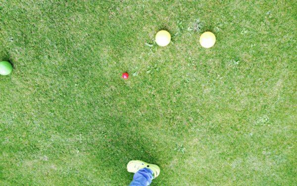 Boule spielen